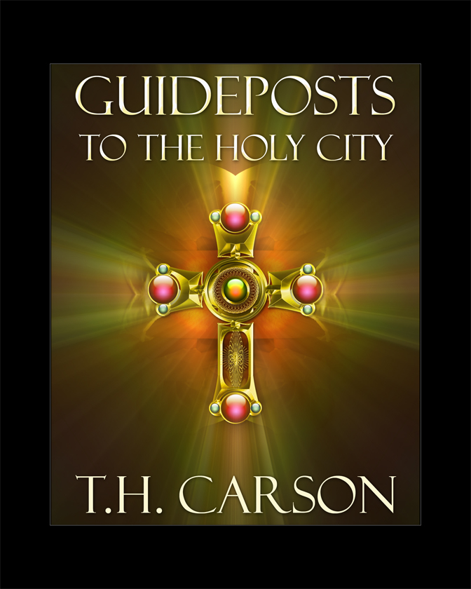 Guideposts book cover art