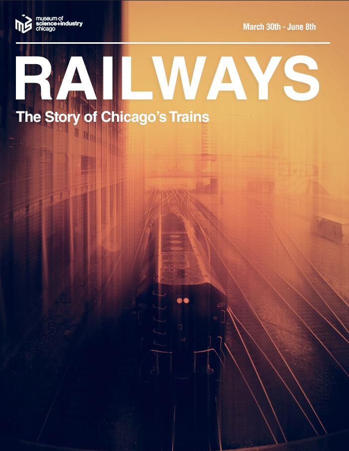 Railways poster concept